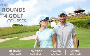 Mauritius Golf Bliss Package