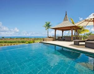 private villas with sea view to rent mauritius