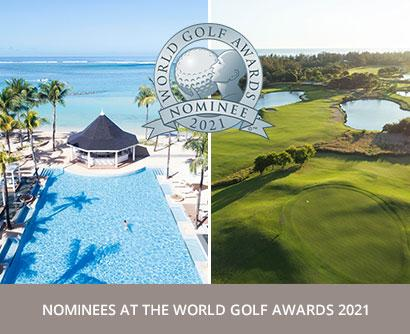 Heritage Le Telfair & Heritage Golf Club nominated again at the World Golf Awards 2021!