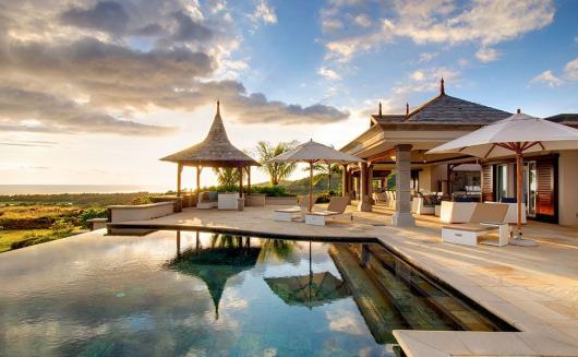 Heritage The Villas Ocean View Pool Villas in Mauritius