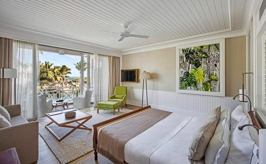 Heritage Le Telfair Sea View Suite