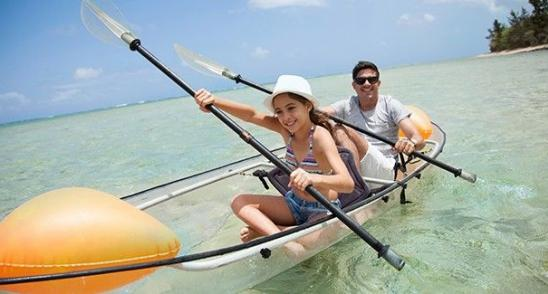 Activities for sea lovers at Heritage Awali