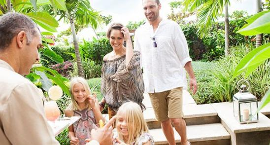 Best all-inclusive resort in Mauritius for families - Heritage Awali